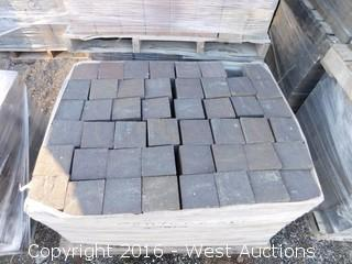(1) Pallet of  Century Square Pavers - Sonoma Blend