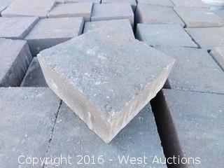 (1) Pallet of  Century Square Pavers - Sonoma Blend