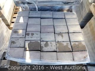 (1) Pallet of  Castle Stone - Rectangle - Napa Blend