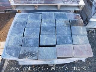 (1) Pallet of  Century Stone - Rectangle - Napa Blend