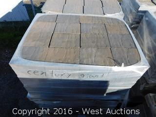 (1) Pallet of  Century Stone - Giant - Monterey Blend