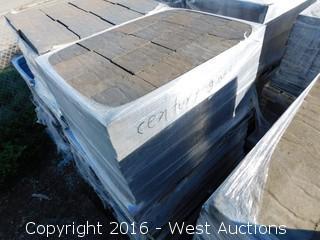 (1) Pallet of  Century Stone - Giant - Monterey Blend