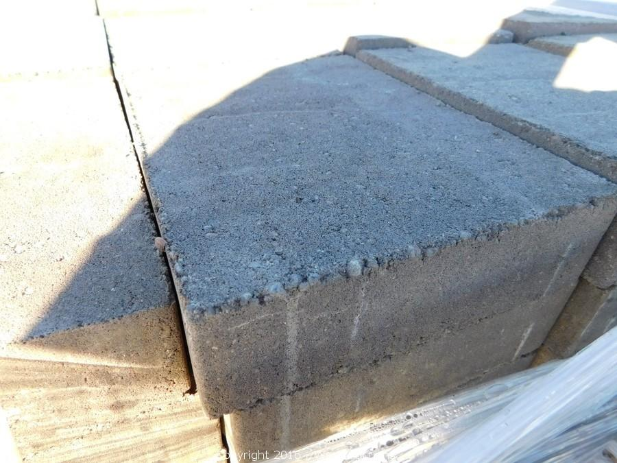 Auction #2: Stone Pavers, Concrete Blocks, and Retaining Walls
