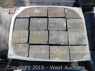 (1) Pallet of  Century Stone - Giant - Sonoma Blend
