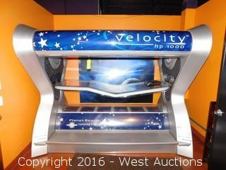 Velocity HP 1000 High Pressure Tanning Bed