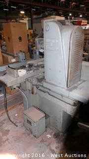 Brown and Sharp 618 Micromaster Surface Grinding Machine