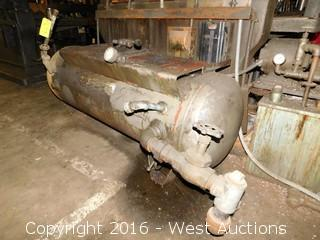 Worthington Air Compressor Tank