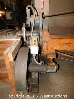 JM Robinson Electric Bending Brake