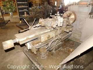 Gisholt 4 Bar Turret Lathe