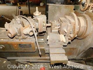 Warner and Swasey Lathe No. 13