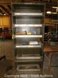 Steel Shelving Rack