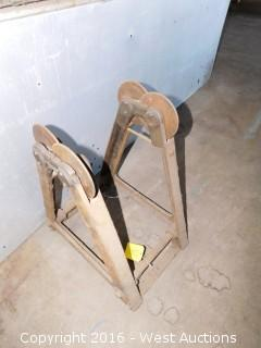 Pipe Roller Stand