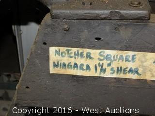 Niagara Notcher Square
