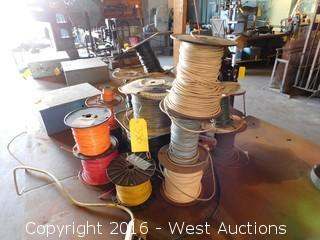 10+ Electrical Wire on Spools