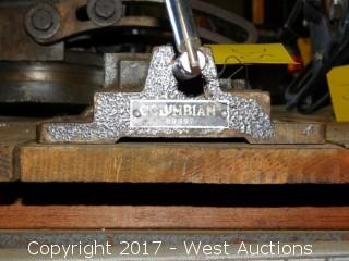 Colombian Drill Press Vise