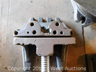 Greene Drill Press Vise