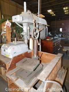 Walker-Turner Driver Line Drill Press