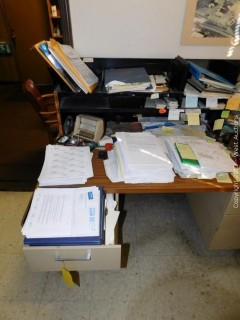 Bulk Lot; Office Furniture and Supplies