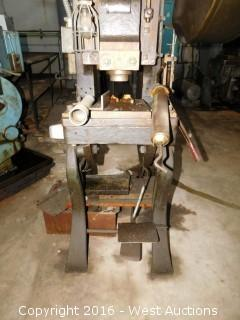 Fred J.Swaine Press Machine