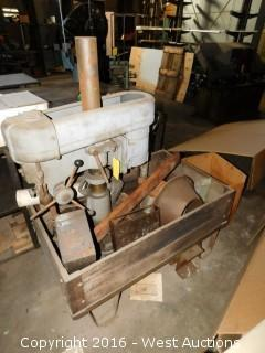 Westinghouse Drill Press