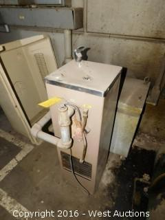 Eaton Corp. Water Fountain