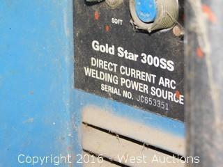 Miller Gold Star 300SS Welder