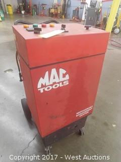 MAC Tools Refrigerant Management Center