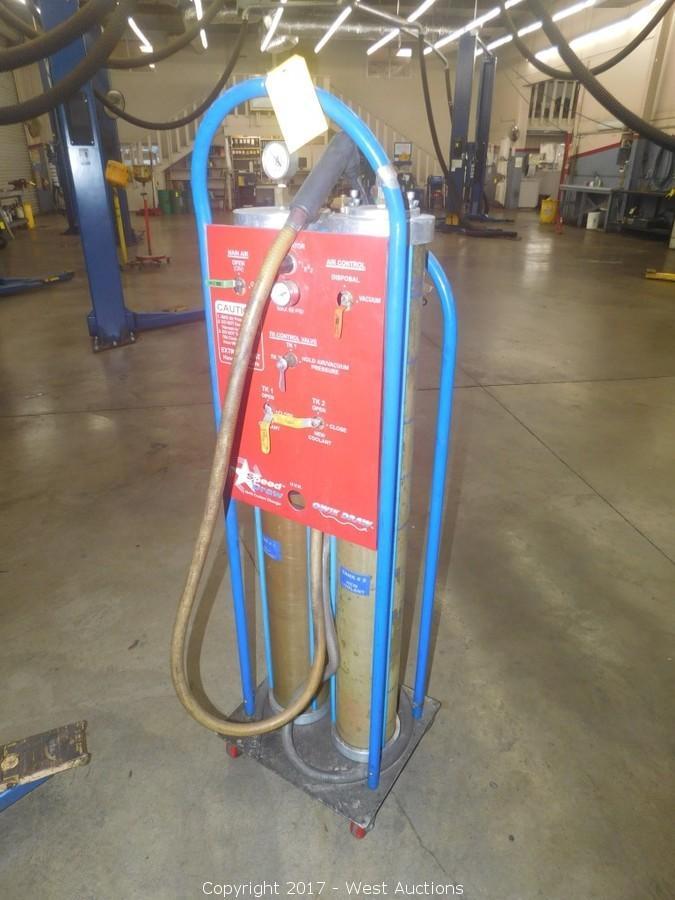 Liquidation of Car Care Center, a Sacramento Automotive Shop