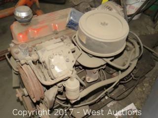 1963 Dodge Dart 225cc Engine