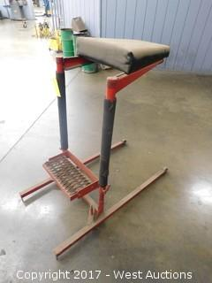 Portable Mechanics Seat