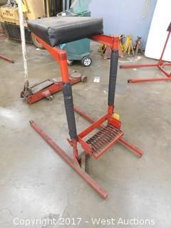 Portable Mechanics Seat