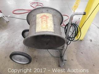 Patterson Portable Shop Fan