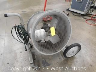 Patterson Portable Shop Fan