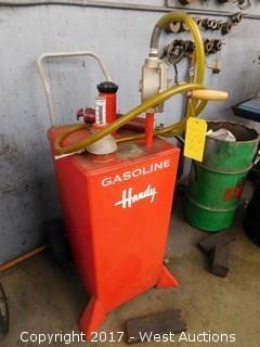 Hardy Gasoline Pump
