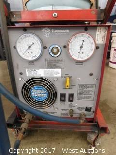 Fluoromizer Refrigerant Recovery Equipment