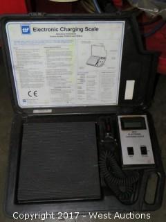 Auto Air Conditioner Service Unit