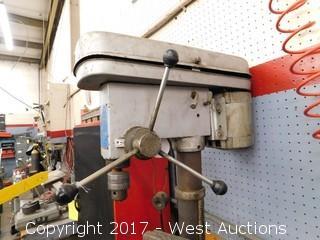 Continental Heavy Duty Drill Press