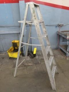 Aluminum 6' Ladder
