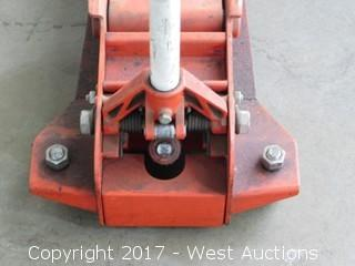 2.5 Ton Hydraulic One Pump to Load Service Jack