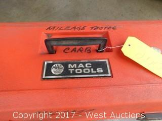 MAC Tools Mileage Tester Carb
