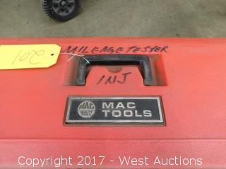 MAC Tools Mileage Tester Injection