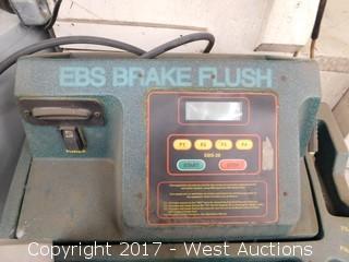 EBS Brake Flush