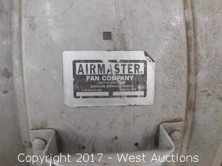 "Airmaster 32"" Workshop Fan"