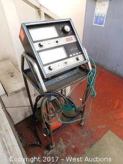 Sun VAT-40 Battery and Alternator Tester with Cart