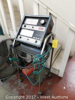 Sun VAT-40 Battery and Alternator Tester with Cart