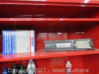 Motorcraft Storage Cabinet