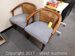 (2) Visitor Chairs
