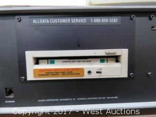 AllData Automotive Repair Informative System