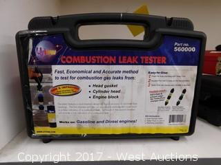 Combustion Leak Tester