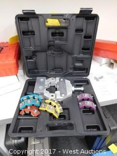 A/C Manual Hose Crimper Kit